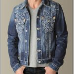 True Religion Jean Jacket Mens