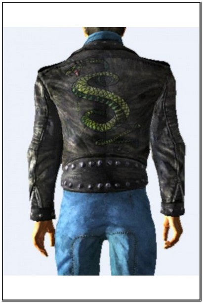 Tunnel Snakes Jacket
