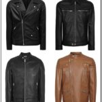 Types Of Leather Jacket Finishes