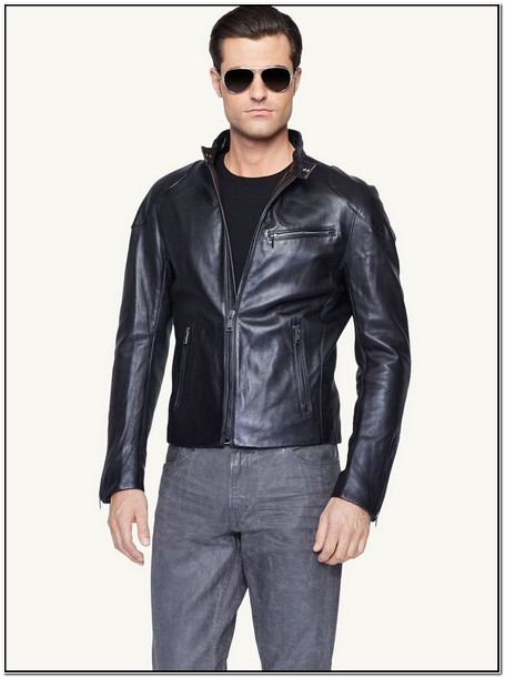 Types Of Mens Leather Jackets