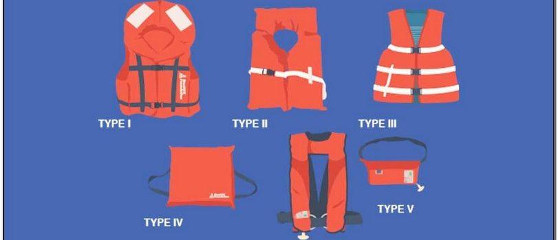 Uscg Life Jacket Types