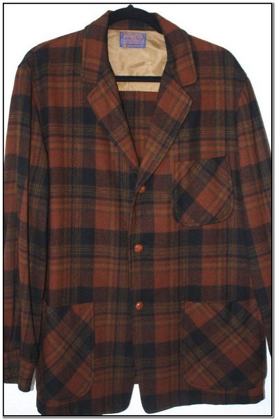 Vintage Pendleton Jackets Mens