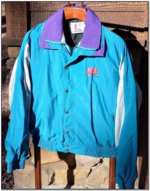 Vintage Polaris Snowmobile Jacket
