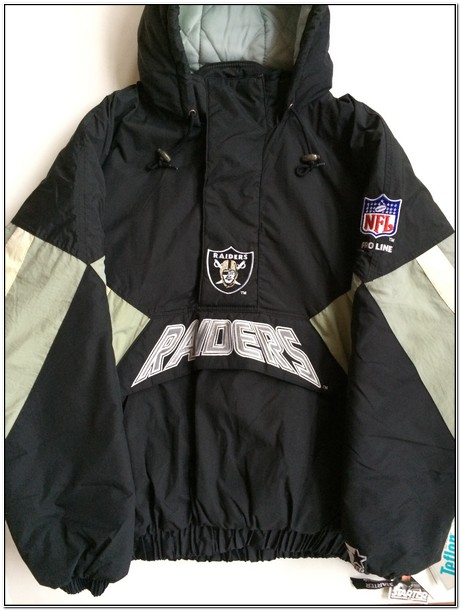 Vintage Raiders Starter Jackets