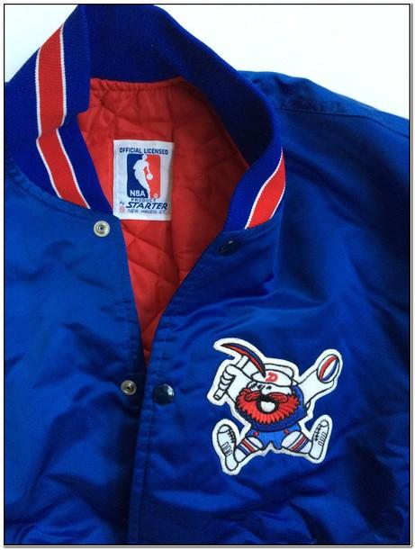 Vintage Starter Jackets Nba