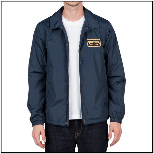Volcom Fairmont Coaches Jacket