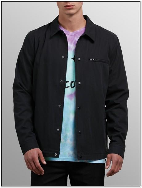 Volcom Thrift Coaches Jacket