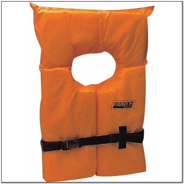 Walmart Coast Guard Approved Life Jackets