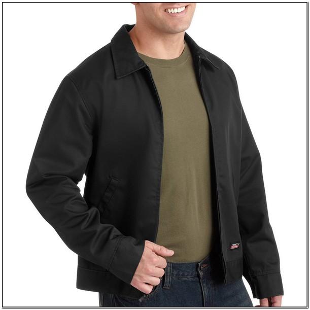 Walmart Dickies Hooded Shirt Jacket