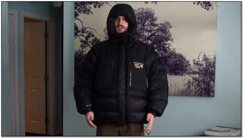 Warmest Down Jacket In The World