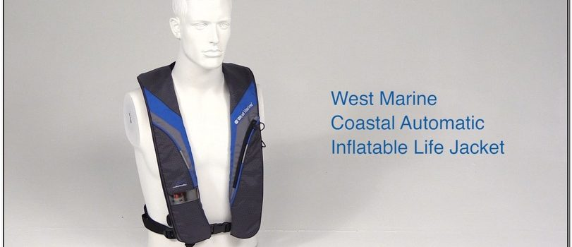 West Marine Coastal Life Jacket