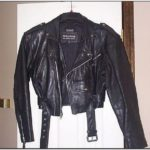 Wilson Leather Womens Motorcycle Jacket