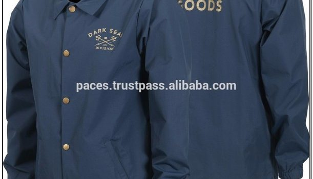 Windbreaker Coach Jacket Wholesale