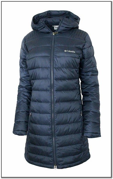 Womens Columbia Frosted Ice Hooded Puffer Jacket Reviews