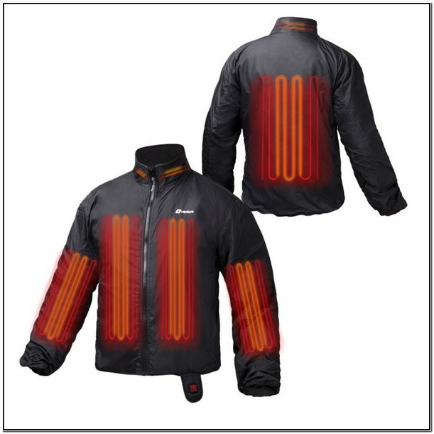 Womens Heated Jacket Liner