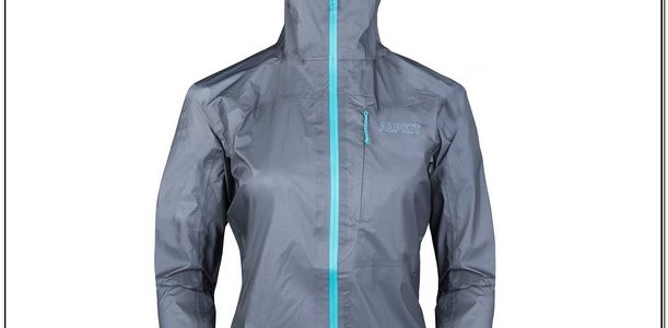 Womens Light Rain Jacket