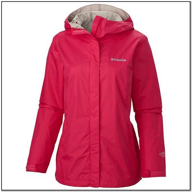 Womens Light Rain Jacket Clearance