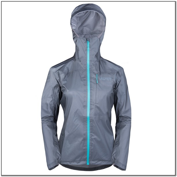 Womens Light Rain Jacket