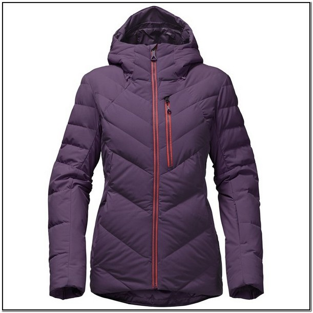 Womens North Face Down Jacket With Hood