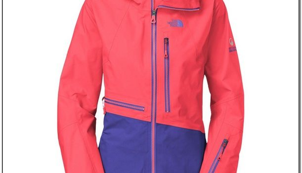 Womens North Face Ski Jacket