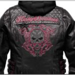 Womens Plus Size Harley Davidson Leather Jackets