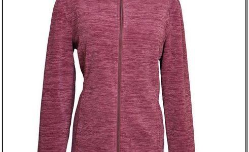 Womens Polar Fleece Jacket With Hood