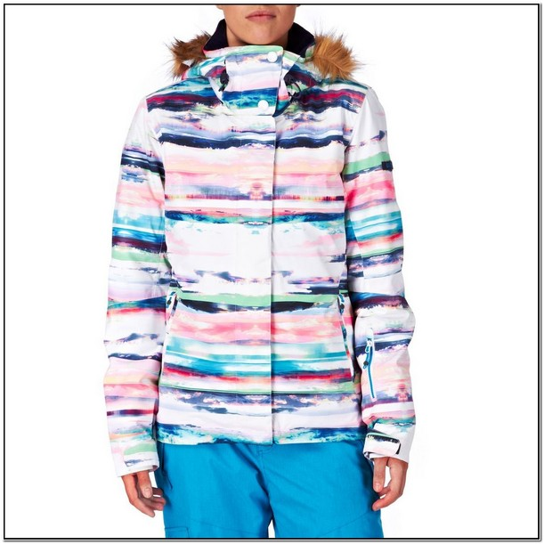 Womens Ski Jackets Roxy Uk
