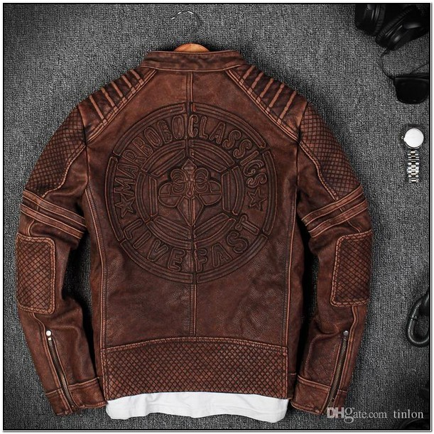 Youth Leather Motorcycle Jackets