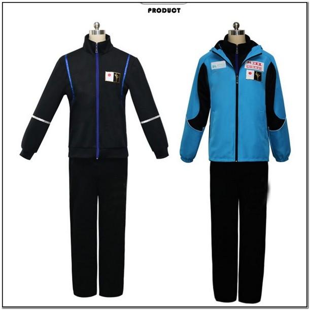 Yuri Katsuki Blue Jacket