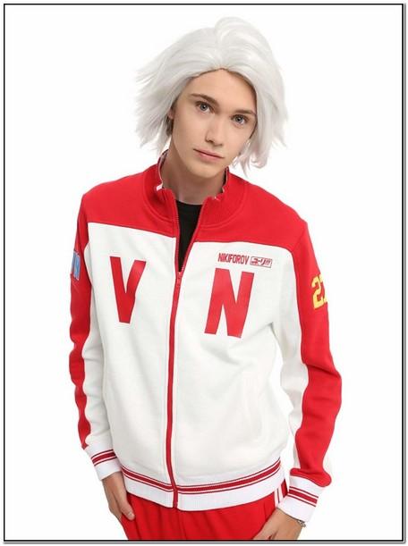 Yuri Katsuki Jacket Hot Topic