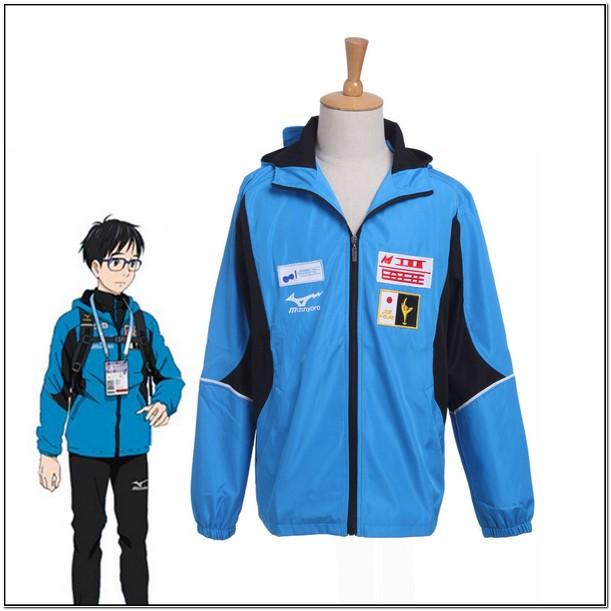 Yuri Katsuki Jacket