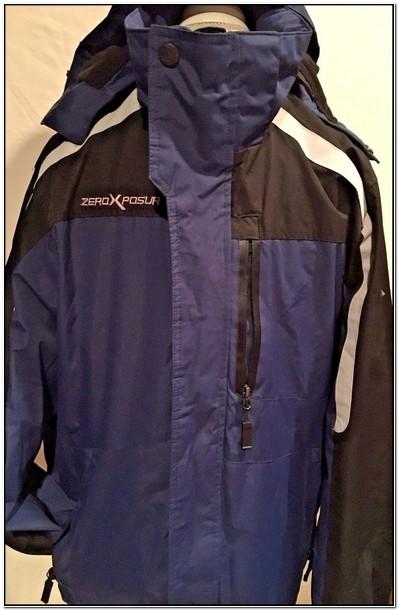 Zeroxposur Evolution Captured Mens Jacket Design Innovation
