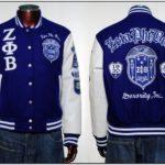 Zeta Phi Beta Letterman Jacket