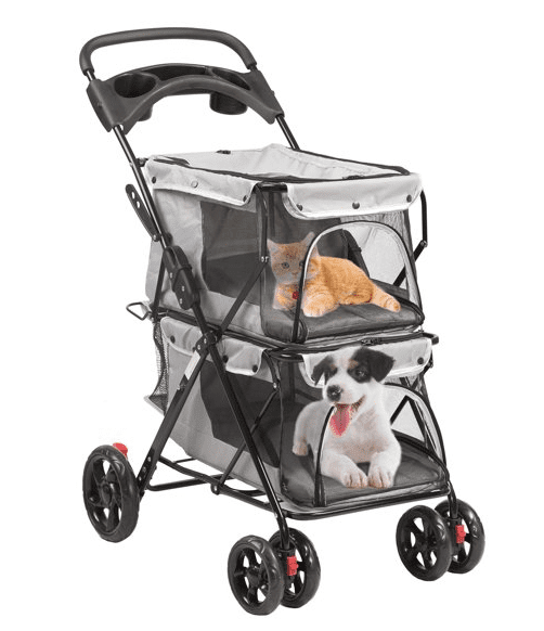 Double Dog Stroller walmart