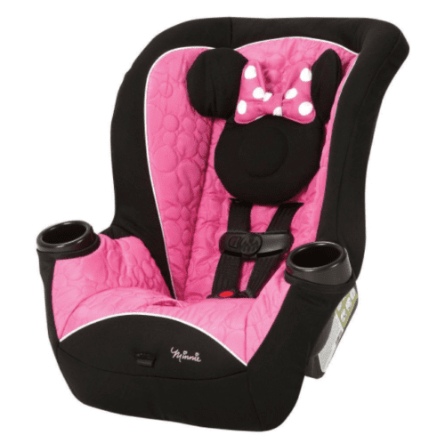 Cute Baby Girl Car Seat and Stroller